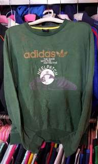 Sweter adidas size L