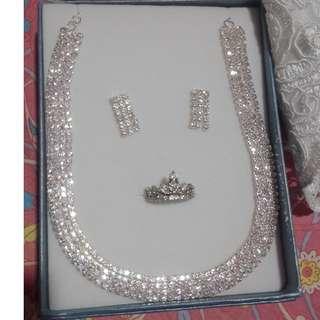Wedding Earrings by Klad [repriced]