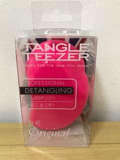 Tangle teezer the original pink