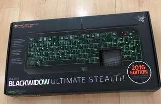 Razer Blackwidow Ultimate stealth 2016 Edition