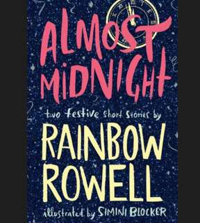 (ebooks) Almost Midnight - Rainbow Rowell
