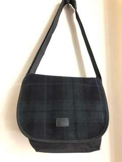 實用袋 :BLACK CHOOCOLATE shoulder bag 袋