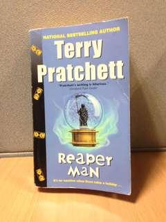 Terry Pratchett Reaper Man
