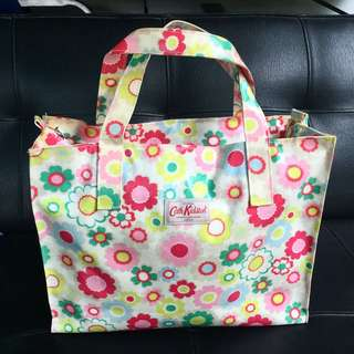 Authentic Cath Kidston Box Bag