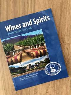 WSET Level 2 Wines and Spirits