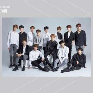 SEVENTEEN- We Make You Japanese Released