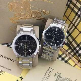Burberry watch for sale !