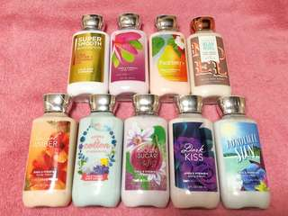 Bath & Body Works Lotion