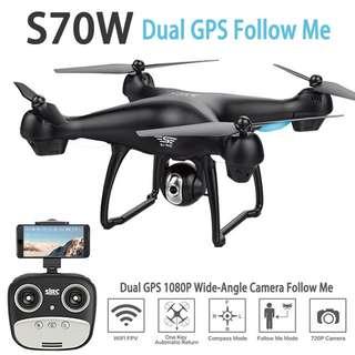 SJRC S70W 1080p Drone