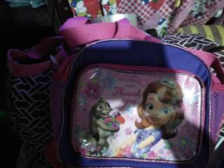 Sofia the first body bag
