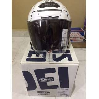 Shoei J Force 3 Lubla White