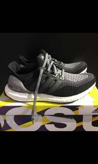 Repriced: Adidas Ultra Boost Three Stripes Style (Women's)