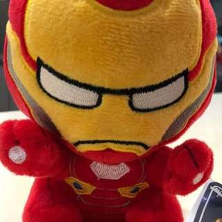 Iron Man Nex Soft Toy
