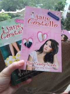 Jane castello books (2 buku)