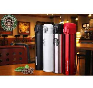 STARBUCKS CLASSIC DESIGN TUMBLER / THERMOS / WATER BOTTLE