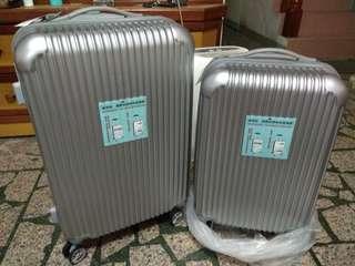 ABS行李箱 24吋+20吋