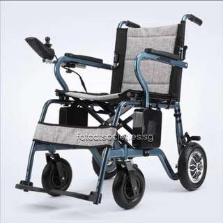 Foldable Motorised Wheelchair (25kg)