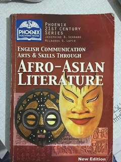 Afro-Asian Literature