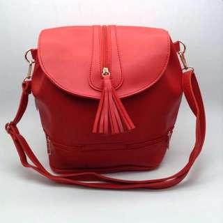 * KOREAN * - 2 ways - bagpack - slingbag