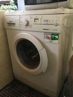 西門子洗衣機Washing Machine