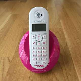 Motorola Cordless Phone C601