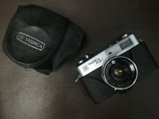 Yashica MG1 film camera