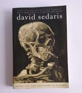 David Sedaris When You Are Engulfed in Flames