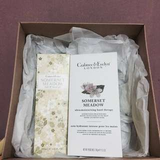 BNIB Crabtree & Evelyn