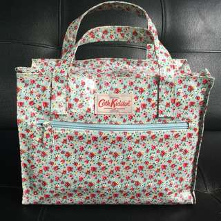 Authentic Cath Kidston Box Bag