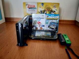 WiiU Zelda Limited Edition [32GB] *open to negotiate*