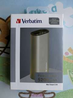 Verbatim Power Pack 5200 mAh