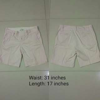 Banana Republic Light Pink Shorts