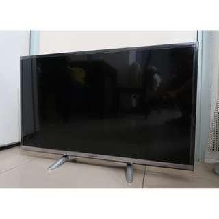 Panasonic TH-32C410H 樂聲牌 32吋 LED iDTV 有搖控 TV線 操作正常 95%新