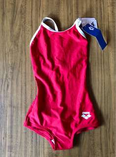 BNWT Arena onepiece swimsuit - RED
