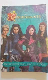 Disney Descendants Novel