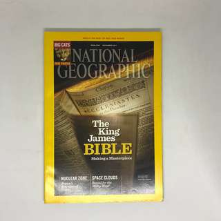 The King James Bible Making A Masterpiece | National Geographic | December 2011