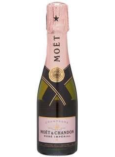 Moet & Chandon - Brut Rosé NV Champagne 200ml, 原價190$