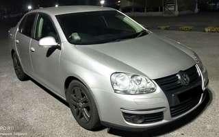 VW Jetta SG