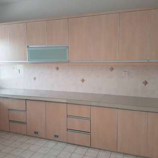 2 Sty House In Alam Nusantara, Setia Alam, Semi Furnished, With Kitchen Cabinet