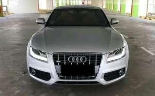 Audi S5 SG