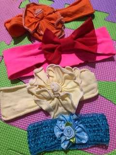 Head bow/ribbon