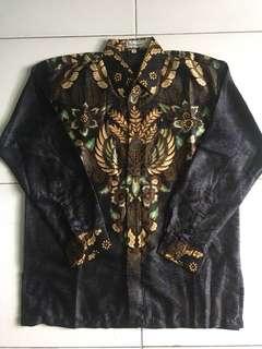 Batik Pria Semi Sutra