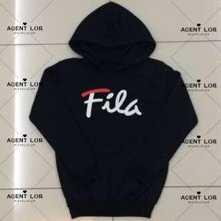 FILA Sweater Zip (READY STOCK)