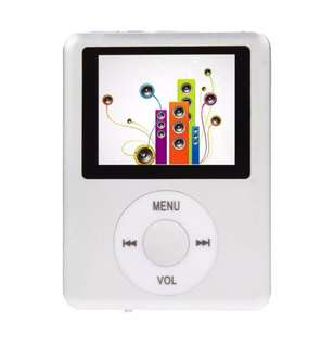 Slim 8GB LCD MP4 Media MP3 Player Radio
