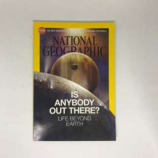 Is Anybody Out There? Life Beyond Earth   National Geographic   Issue July 2014