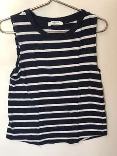 Zara Striped Top!