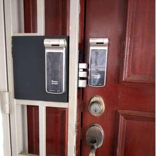 [Promotion] Gateman Z10-IH Fingerprint Digital Lock for Main Door and Gate at $799
