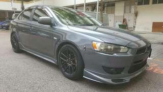 Mitsubishi Lancer SG