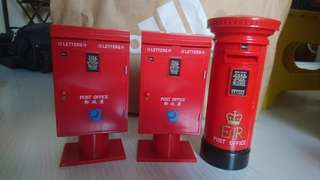 郵箱 郵筒 錢箱 mail box money box