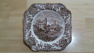 Johnson Brothers Antique Plates Original